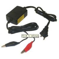 China 0.8A SLA Battery Charger Universal Smart , 240V And 3 Stage on sale