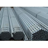 Two Inch Galvanized Pipe Alloy Steel Thickness 1mm-10mm OEM Service Manufactures