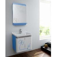 Wood Bathroom Cabinet / Solid Wood Bathroom Vanity MJ-197A Manufactures