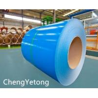 Scratch Resistant Prepainted Aluminium Coil PE Coating Substrate Thickness 0.20-3.00MM Manufactures