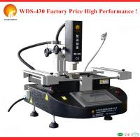 WDS-430 Bga machine rework station with three temperature zones soldering station Manufactures