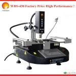 WDS-430 Bga machine rework station with three temperature zones soldering station Manufactures