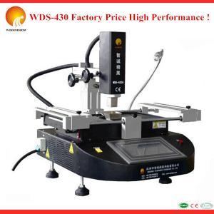 WDS 430 bga chip repair machine for game console xbox360 controller chip level repair