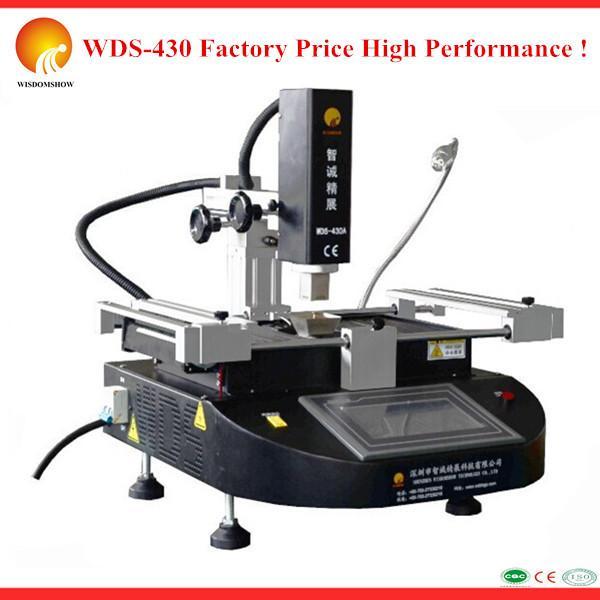 Quality Good Chipset Machine Bga Rework System WDS-430 Used Bga Rework Station,Mobile Phone repair for sale