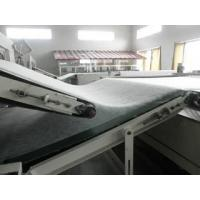 Nonwoven Polyester Wadding Wool Carding Machine , Fiber Processing Equipment Single Cylinder Manufactures