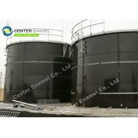 200 000 Gallon Glass Fused To Steel Sludge Holding Tank  Accordance With AWWA D103-09 Manufactures