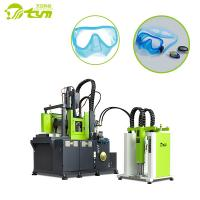 Liquid injection molding machine for sports protection parts/automatic injection molding machine Manufactures