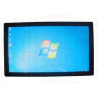 46 inch multi touch screen monitor, optical imaging CCD desktop wall-mount touch display Manufactures