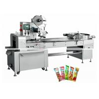 Multi - Function Chocolate Packaging Machine , Chocolate Bar Wrapping Machine Manufactures