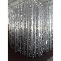 Quality Square Shape Aluminum Stage Truss 389mm X 389mm Silver For Wedding for sale