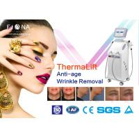 Skin Care Microneedling Rf Skin Tightening Machine Wrinkle Removal 500W Max Power Manufactures