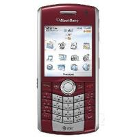 China Black Original blackberry pearl 8100 mobile phone with  Bluetooth V2.0 on sale