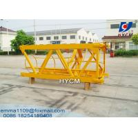 China Spare Part Mast Extensions Pin Type for MC85 Potain Tower Crane 1.2*3m on sale