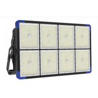 Cold Forging Heat Dissipation Commercial Exterior LED Lights / LED Stadium Light 200W To 1500W In Black Manufactures