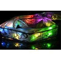 RGB Fexible Garden String Lights Brightness Waterproof For Decoration Manufactures