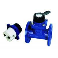 Turbine / Agricultural Irrigation Mechanical Water Meter Woltmann Detachable Manufactures