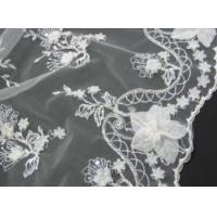 Embroidery Allover With Beading and Floated Flowers (For Bridal) Manufactures