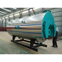 China High Efficiency Oil Fired Condensing Boilers Fully Automatic Control 0.5t/H-20t/H on sale