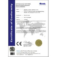 Shenzhen LeanYoo Sporting Goods Co.,Ltd Certifications