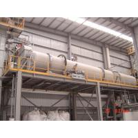 HYG Series Metal Powder Hot Air Dryer Machine ,  Rotary Drum Dryer Manufactures