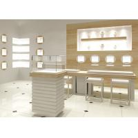 Easy Install Modern Jewelry Display Cases Custom Logo For Retail Shop Manufactures