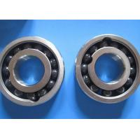 China Hybrid Construction Ceramic Ball Bearings , GCr15, AISI440C, 316, 304 For Inner & Outer Ring on sale