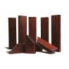 Buy cheap Corrosion Resistance Interior Aluminum Door Frames / Construction Aluminum Profile from wholesalers