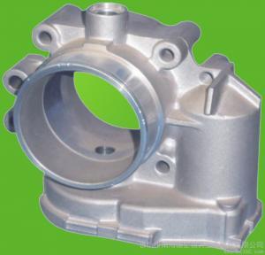 Connector grave aluminium die casting parts / die cast aluminum Manufactures