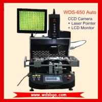 China 110V/220V automatic bga rework station WDS-650 motherboard PC repairing machine on sale