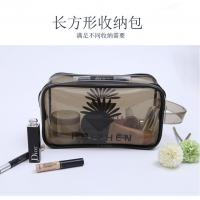 PVC Waterproof Cosmetic Pouch , Environmentally Friendly Makeup Bag Organizer Manufactures