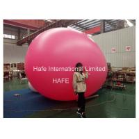 Flashing Ourdoor Floating Helium Lighting Balloon for sale