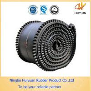 Continental Sidewall/ raised edge Conveyor Belting (EP100-EP500) Manufactures