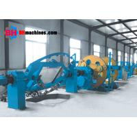 China Laying up Machine Cable Manufacturing Machine 1+1+3 Core Laying-up Machine 1600 MM | BH Machines on sale