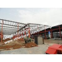 Chinese Metal Structure Manufacturing Industrial Buidings Prefabricated China Supplier Manufactures