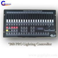Professional DMX Lighting Controller/Stage 360 DJ Light Console with easy operation Manufactures