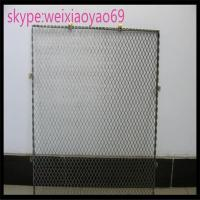 304 diamond hole  Stainless Steel Expanded Metal/  expanded wire mesh for decorate/metal mesh Manufactures