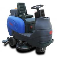 Mingnuo ride-on vacuum cleaning machine MN-V8 floor scrubber Manufactures