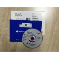China Windows 7 Home Premium DVD , Windows 7 Home Premium 64 Bit COA License on sale