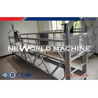 Zlp500 suspended access platforms 500kg swing stage for Swing stage motors sale