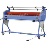 China 50W Electric Automatic Roll Laminator Machine Release Liner Take - Up LD-1600EIV-L on sale