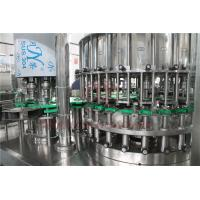 Quality Touch Screen Glass Bottle Filling Machine Automatic Rotary High Efficency for sale