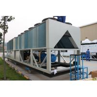 R134a 226.3kw  Environmently Air Cooled Screw Chiller Manufactures
