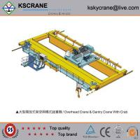 China Top Quality Double Beam Material Lifting Crane on sale