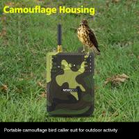 China new fashionable electrionc Mp3 Bird caller player for Jungle Adventure outdoor activity on sale