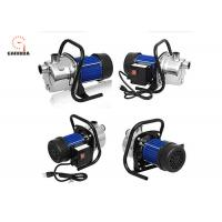 Electric Water Pump Transfer Pump Garden jet pump 1.6 HP Stainless Steel Lawn Sprinkling Pump Manufactures