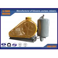 HC-60S Rotary waste water treatment Blower , 2.2kW low noise air blower Manufactures