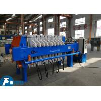 1.2Mpa Pressure Automatic Membrane Filter Press 4.0kw Customized Voltage Manufactures