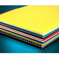 PP Hollow Corrugated Plastic Sheet Coroplast For Floor Covering Manufactures