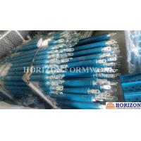 Eco Friendly Wall Formwork Systems Universal Push Pull Brace Steel Pipe Q235 Manufactures