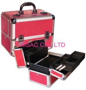 Aluminum Makeup Cases/Make Up Cases/Black Makeup Cases/Cosmetic Cases/Leather Makeup Cases Manufactures
